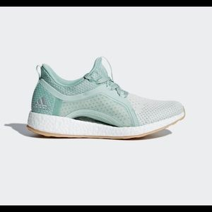 NEW Adidas Wmns Pureboost X Clima Shoe. Size: 10